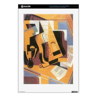 Guitar by Juan Gris Skins For PS3