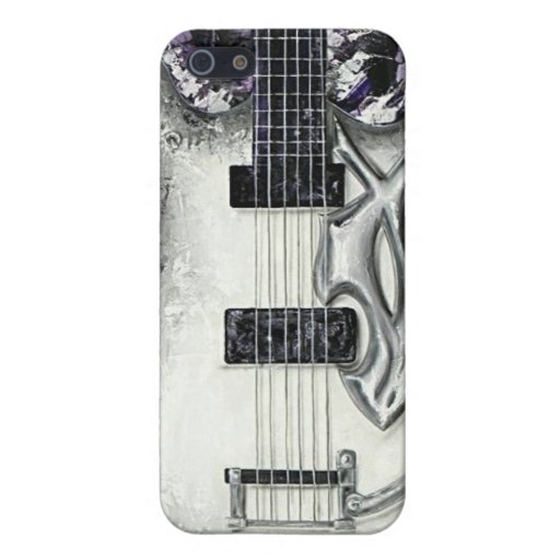 Guitar Case For iPhone 5
