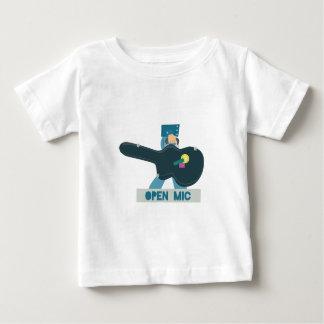 Guitar Case Open Mic Tee Shirt