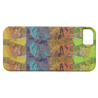 Guitar Chords Hands One iPhone SE/5/5s Case