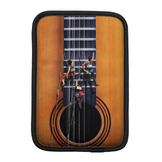 Guitar Climbers iPad Mini Sleeve