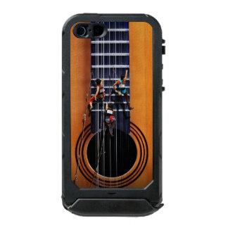 Guitar Climbers iPhone 5/5s Case Incipio ATLAS ID™ iPhone 5 Case