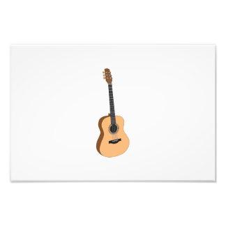 Guitar clipart photographic print