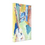 GUITAR CREATOR Premium Wrapped Canvas (Gloss) Canvas Print