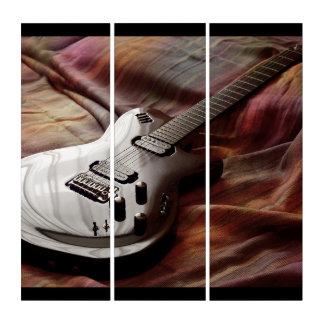 Guitar Dream Triptych