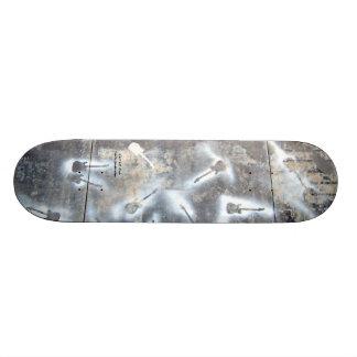 Guitar Dreams Deck Skateboard Deck