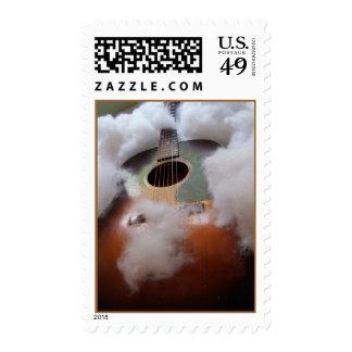 guitar dreams stamp