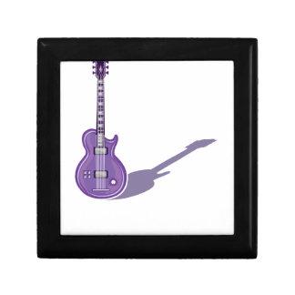 Guitar_E pdf Keepsake Box