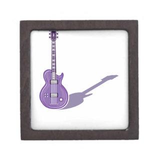 Guitar_E pdf Premium Keepsake Boxes