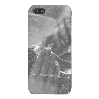 guitar female player hand on hip bw music design cover for iPhone 5