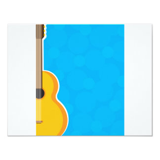 Guitar Frame Card