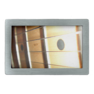 Guitar Frets Maple neckboard Rectangular Belt Buckle