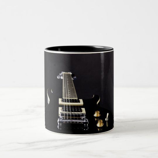 Guitar Gift Coffee Mug or Stein