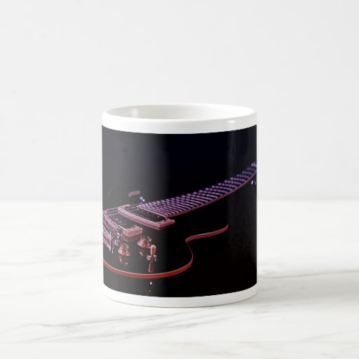 Guitar Gift Coffee Mug or Stein