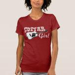 Guitar Girl Tee Shirt