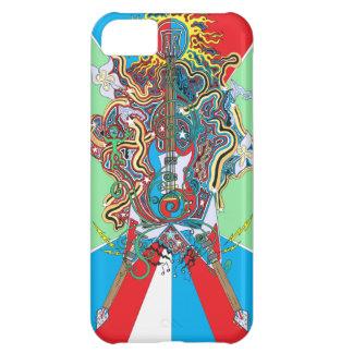 Guitar Gnar iPhone 5C Cover