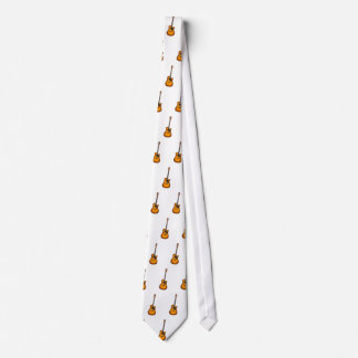 Guitar - Guitar Player Neck Tie