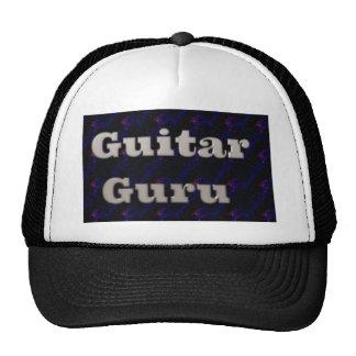 Guitar Guru Trucker Hat