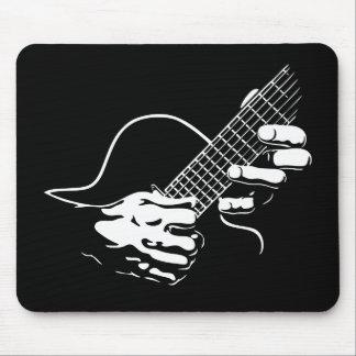 Guitar Hands II Mouse Pad