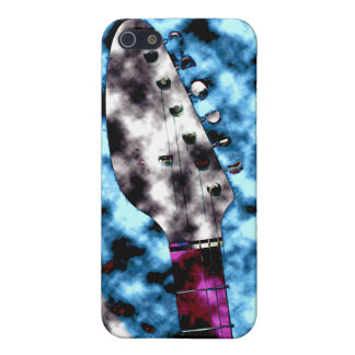 Guitar Headstock - Music iPhone Cases iPhone 5 Cover