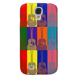 Guitar Heaven iPhone 3G Galaxy S4 Cover