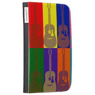 Guitar Heaven Kindle Kindle Folio Cases