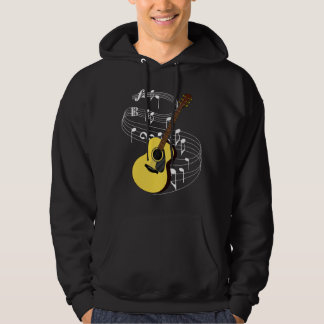 Guitar Hoodie
