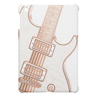 Guitar Image Ipad Speck Case Case For The iPad Mini
