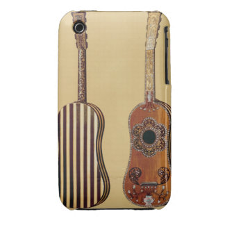 Guitar inlaid with mother-of-pearl, from 'Musical Case-Mate iPhone 3 Cases