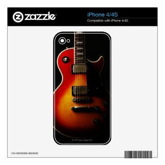 Guitar Instruments iPhone 4 Skin