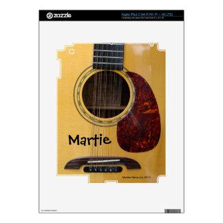 Guitar - iPad Skin