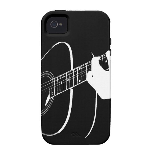 guitar iPhone 4 cover