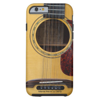 Guitar - iPhone 6 Vibe Tough iPhone 6 Case