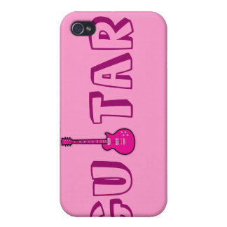Guitar Cases For iPhone 4