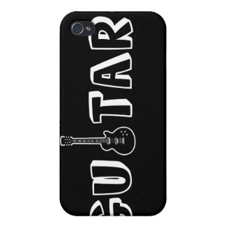Guitar Case For iPhone 4