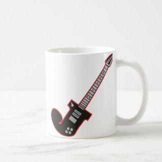 Guitar J Coffee Mug