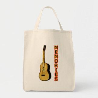 Guitar jGibney The MUSEUM Zazzle Tranp2UpRight MEM Tote Bag