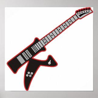 Guitar K Poster