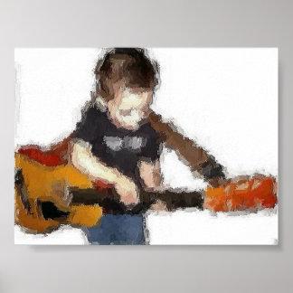 Guitar Kid poster