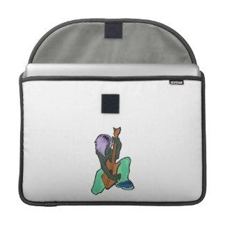 guitar kneeling abstract green.png MacBook pro sleeve