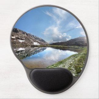 Guitar Lake - John Muir Trail Gel Mouse Mat