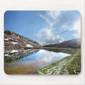 Guitar Lake - John Muir Trail Mouse Pad