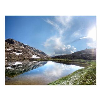 Guitar Lake - John Muir Trail Postcard