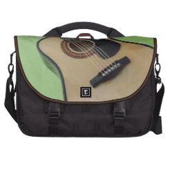 Guitar Laptop Bag