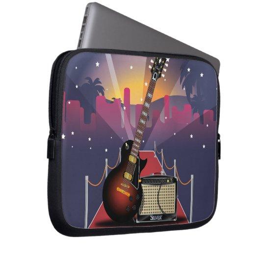 guitar laptop sleeve