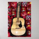 Guitar Love Posters
