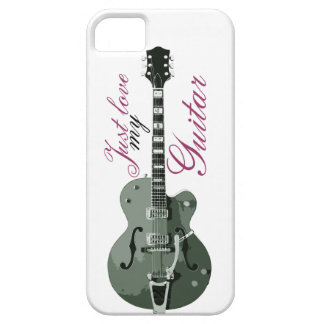Guitar Lovers | Love My Guitar iPhone SE/5/5s Case