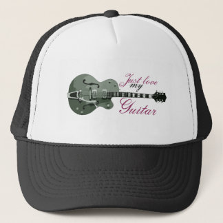 Guitar Lovers | Love My Guitar Trucker Hat