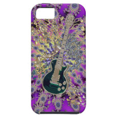 Guitar Magic ~ Psychedelic Explosion iPhone 5 Case