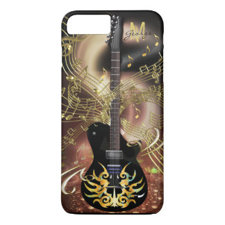 Guitar Magic Rock Music iPhone 7 Plus Case